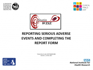reporting serious adverse events v2