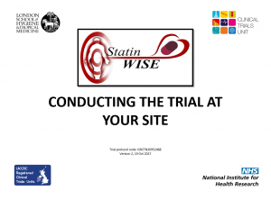 Conducting trial at your site v2