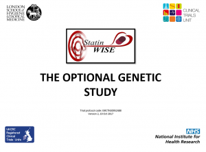 optional genetic study v2